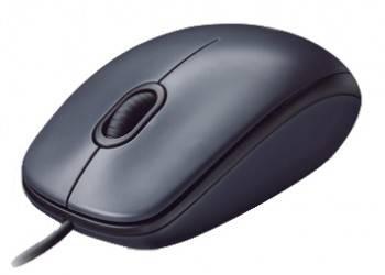 Мышь Logitech M90 черный