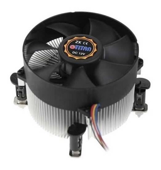 Устройство охлаждения(кулер) Titan TTC-NA01TZ/RPW/CU30 Ret - фото 1