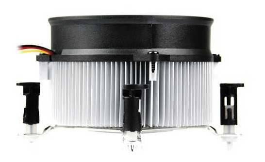 Устройство охлаждения(кулер) Titan TTC-NA01TZ/RPW/CU30 Ret - фото 2