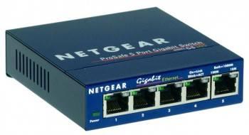 Коммутатор неуправляемый NetGear ProSafe GS105GE