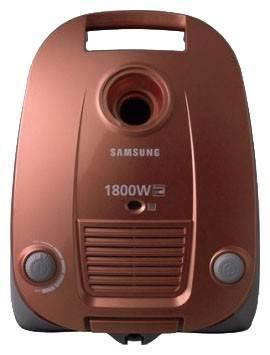 Пылесос Samsung SC4181 красный - фото 1