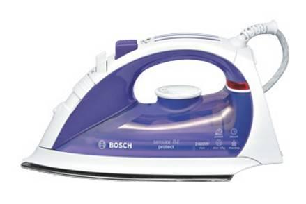 Утюг Bosch TDA5657 фиолетовый - фото 1