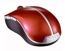 Мышь Dell WM311 красный - фото 1