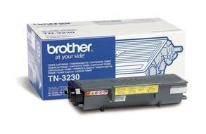 Тонер Картридж Brother TN3230 черный - фото 1