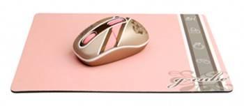 Мышь G-Cube Royal Club G7MR-1020RI золотистый / розовый