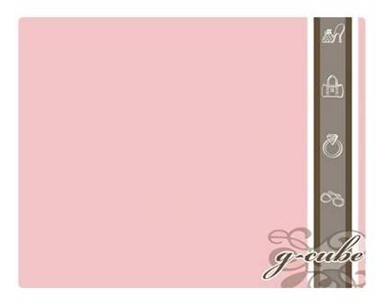 Мышь G-Cube Royal Club G7MR-1020RI золотистый/розовый - фото 3