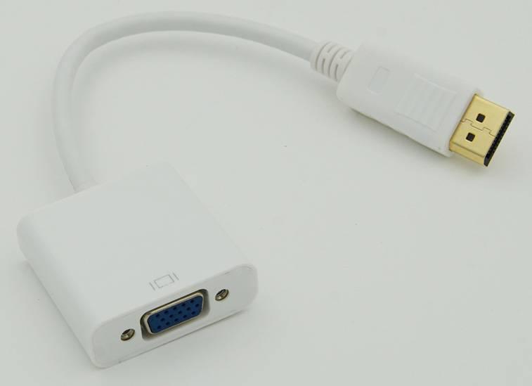 Переходник DisplayPort (m)/VGA (f) - фото 1