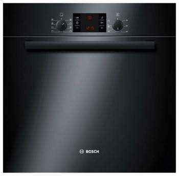 Духовой шкаф электрический Bosch HBA43T360 черный