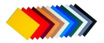 Обложки для переплёта Fellowes A4 250г / м2 синий (100шт) Delta CRC-53713