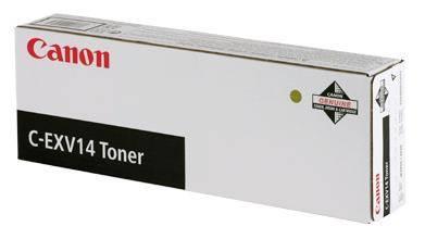 Тонер Картридж Canon C-EXV14 черный (0384B006) - фото 2