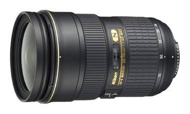 Объектив Nikon AF-S Nikkor ED 24-70mm f/2.8 - фото 1