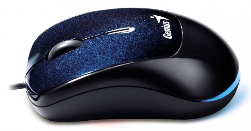 Мышь Genius Navigator G500 черный - фото 4