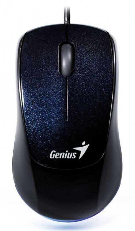 Мышь Genius Navigator G500 черный - фото 5