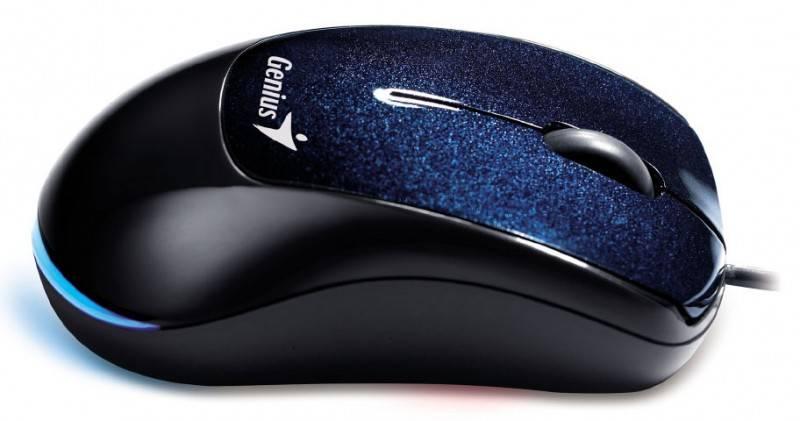 Мышь Genius Navigator G500 черный - фото 8