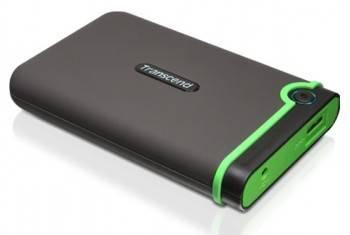 Внешний жесткий диск 500Gb Transcend TS500GSJ25M3 StoreJet 25M3 черный USB 3.0