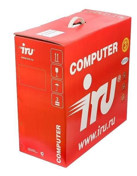 Системный блок iRU Corp 310 - фото 3
