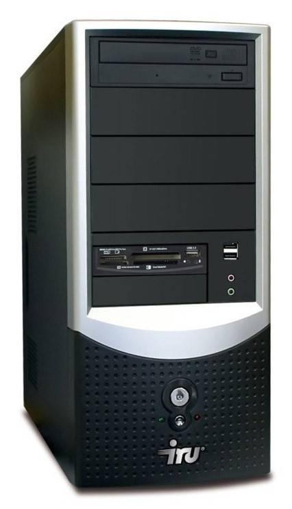 Системный блок iRU Corp 310 - фото 1