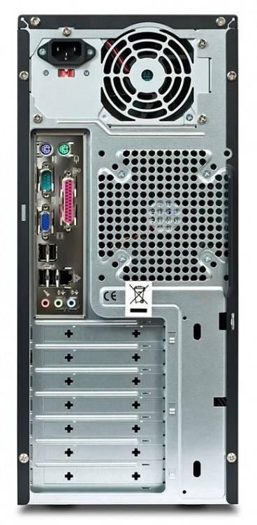 Системный блок iRU Corp 310 - фото 2