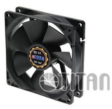 Вентилятор Titan TFD-9225L12Z Ret - фото 1