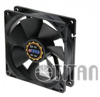 Вентилятор Titan TFD-9225L12Z, размер 90x90x25мм