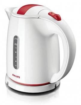 Чайник электрический Philips HD4646 / 40 белый / красный