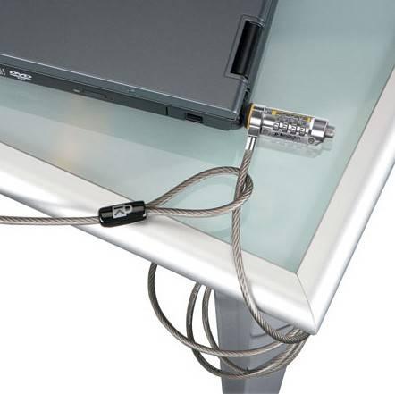 Устройство защиты HP Combination Cable Lock - фото 2