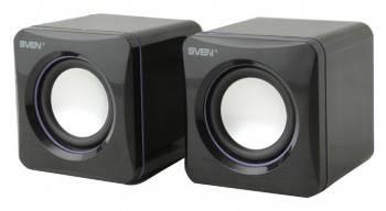 Акустическая система 2.0 Sven 315 черный