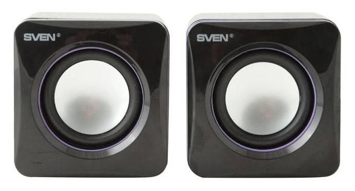 Колонки Sven 315 черный 2.0 - фото 2