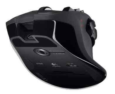 Мышь Logitech G700 черный - фото 4