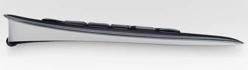 Клавиатура Logitech K800 черный - фото 7