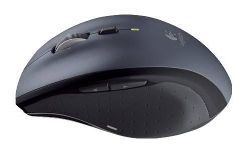 Мышь Logitech M705 серебристый/черный - фото 4