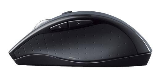 Мышь Logitech M705 серебристый/черный - фото 5