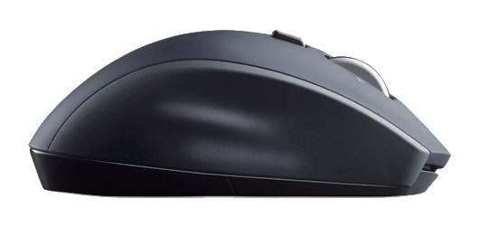 Мышь Logitech M705 серебристый/черный (910-001949) - фото 6