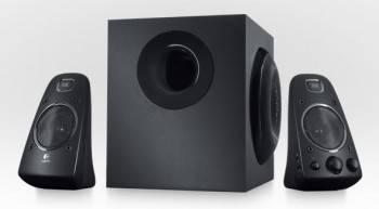 Колонки Logitech Z623 черный (980-000403)