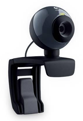 Веб-камера Logitech QuickCam C160 черный - фото 1
