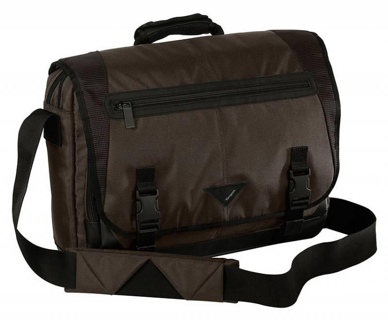 """Сумка для ноутбука 16"""" Targus TSM09902EU коричневый - фото 1"""