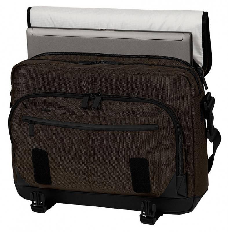 """Сумка для ноутбука 16"""" Targus TSM09902EU коричневый - фото 2"""