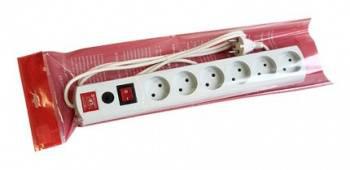 Сетевой фильтр Most LR 3м белый (LR 6-3-Б)