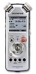 Диктофон 8Gb Olympus LS-11E серебристый - фото 1