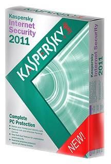 ПО Kaspersky Internet Security 2011 Russian Edition. 5-Desktop 1 year Base Box (KL1837RBEFS) - фото 1