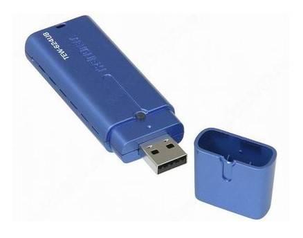 Сетевой адаптер WiFi TRENDnet TEW-624UB (TEW-624UB) - фото 2