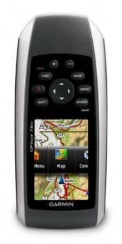 Навигатор туристический Garmin GPSMAP 78 черный (010-00864-00)
