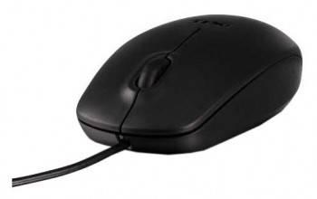 Мышь Dell MS116 черный (570-AAIS)
