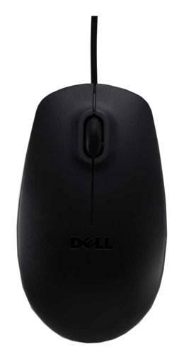 Мышь Dell MS116 черный (570-AAIS) - фото 2