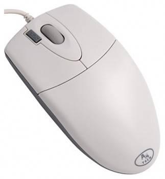 Мышь A4 OP-620D-2 белый