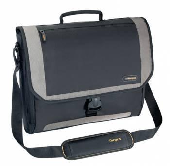 Сумка для ноутбука 17.3 Targus TCG200 черный / серебристый