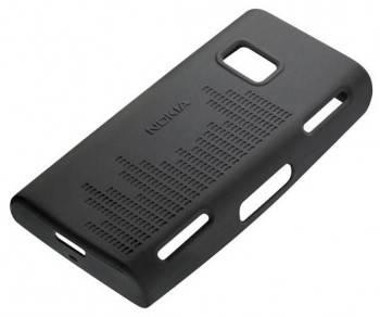 Чехол Nokia CC-1001, для Nokia X6, черный