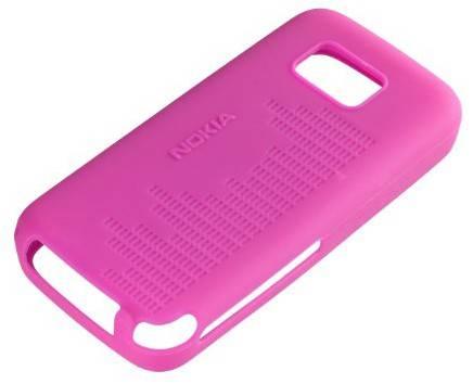 Чехол Nokia CC-1002, для Nokia 5530, розовый - фото 1