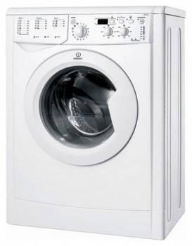 Стиральная машина Indesit IWSD 5085, белый корпус, белый люк, фронтальная загрузка до 5кг, максимальная скорость отжима 800об/мин
