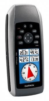 Навигатор туристический Garmin GPSMAP 78 S серый/черный (010-00864-01)